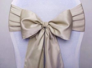 Stuhlschleife beige